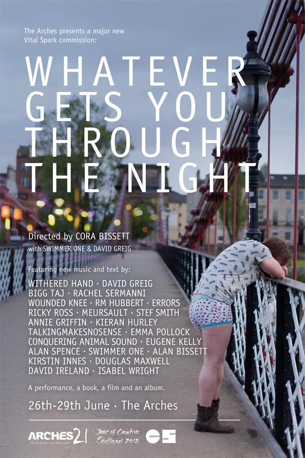 Whatever Gets You Through The Night poster 2