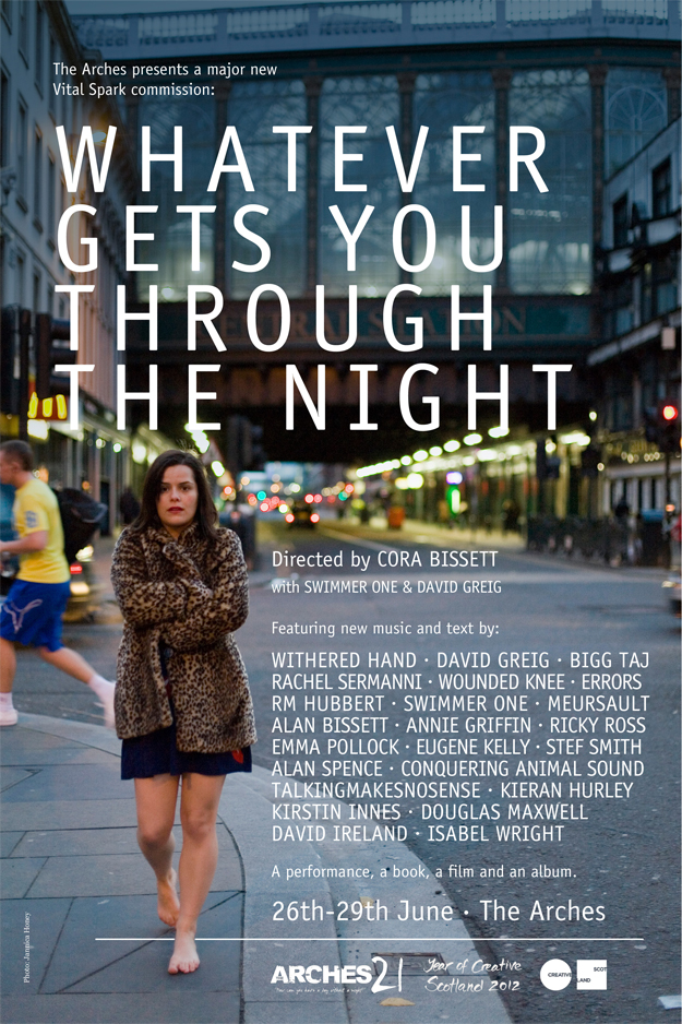 Whatever Gets You Through The Night poster 3